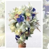 Imagen de Bouquet para novia - Arreglos florales para eventos Florilandia Express floristería Bogotá