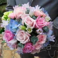 Bouquet para novia - Flores de matrimonio - Eventos Floristería Florilandia Express