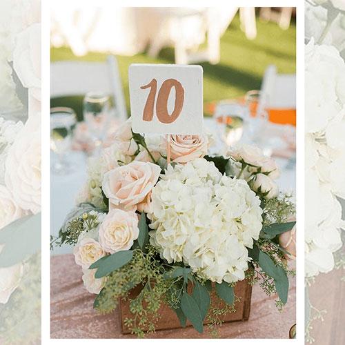 Imagen de Centros de mesa con flores congrat Floristería Florilandia Express