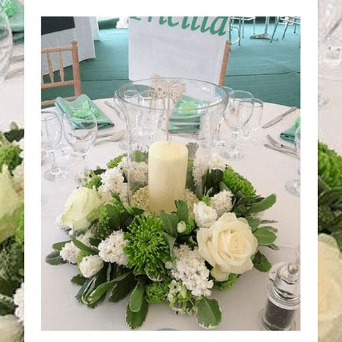 Imagen de Centros de mesa con flores elegant Floristeia Florilandia Express