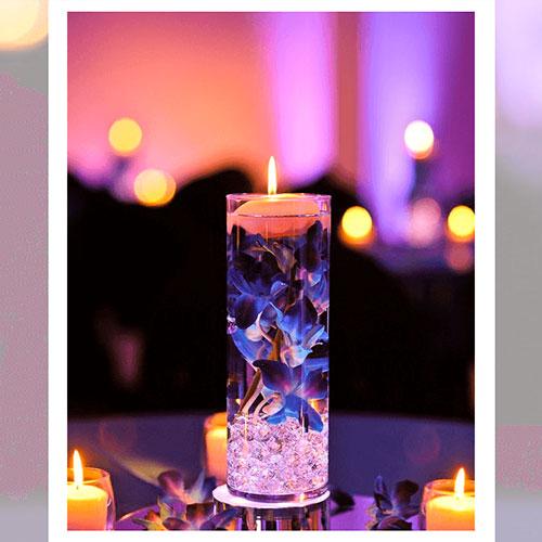 Imagen de Centros de mesa con flores magic floristería florilandia express
