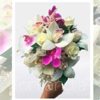 Imagen de Flores para eventos Bogotá Floristería Florilandia Express bouquets para novias