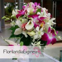Imagen de Ramo de flores para boda bouquets novia Eventos Florilandia Express Bogotá