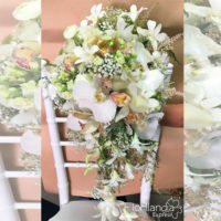 Imagen de Ramo de flores para novia bouquet boda eventos Florilandia Express Bogotá