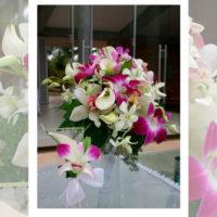 imagen de Ramo de novia - Flores para eventos Floristería Florilandia Express Bogotá