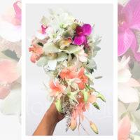 imagen de Ramos de flores para matrimonio bouquets para novia floristería Florilandia Express Bogotá
