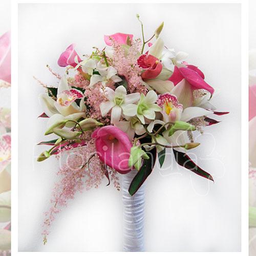 Imagen de Ramos de novia bouquet para boda Floristería Florilandia Express Bogotá