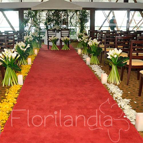 Imagen de Arreglos florales para bodas en Bogotá Eventos Floristería Florilandia Express