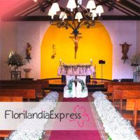 Imagen de Arreglos florales para bodas en Bogotá Florilandia Express Eventos