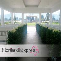 Imagen de Arreglos para iglesia - flores para matrimonio Eventos Florilandia Express