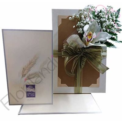 Imagen Bonos de Condolencia Minuto de Dios Plata - Florilandia Express floristería