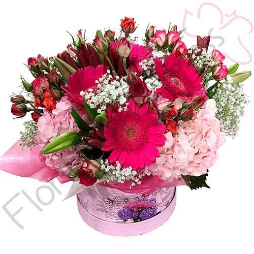 Imagen Caja a Domicilio Flores del Campo filipinas florilandia express