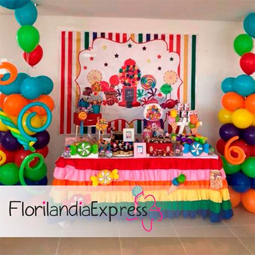Imagen de Decoración con globos eventos Florilandia Express Floristería Bogotá