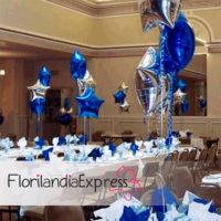 Imagen de Decoración con globos Eventos Florilandia Express floristerías Bogotá