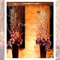 Imagen de eventos empresariales decoración dupla Florilandia Express