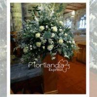 Imagen de eventos empresariales decoración eva Florilandia Express