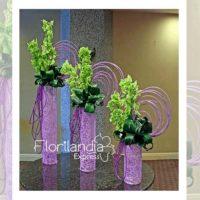 Imagen de eventos empresariales decoración small de flores Florilandia Express