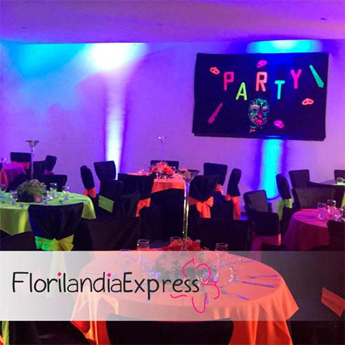 Imagen de Fiestas temáticas decoración de eventos Florilandia Express Bogotá