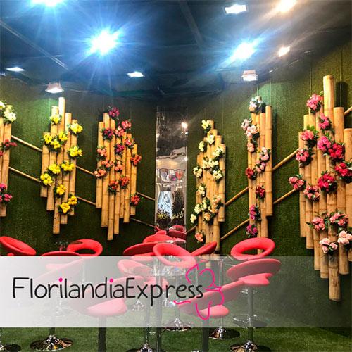 Imagen de Fiestas temáticas decoración de eventos Florilandia Express Floristería Bogotá