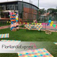 Imagen de Fiestas temáticas decoración de eventos Florilandia Express floristerías Bogotá