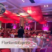 Imagen de Fiestas temáticas eventos Florilandia Express floristería en Bogotá