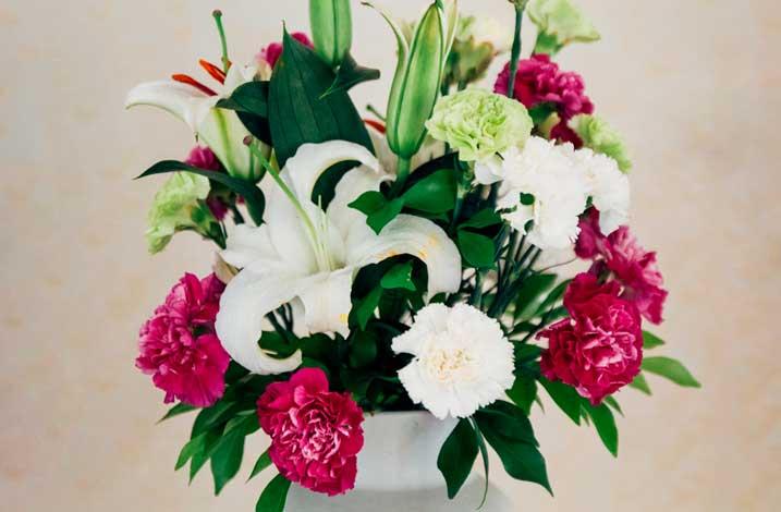 Imagen floristeria florilandia ramos funebres bogota colombia