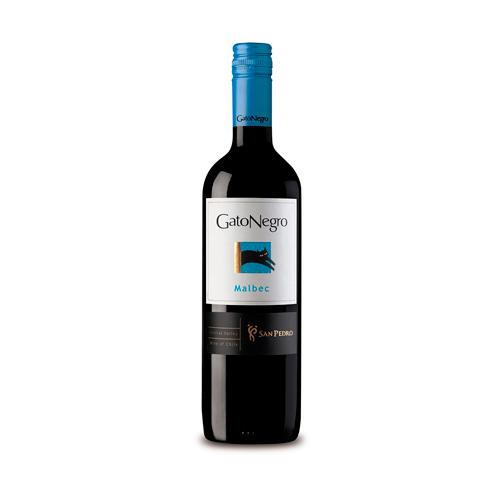 Imagen de Peluches, regalos y Vino Gato Negro Malbec - floristería a domicilio Florilandia Express