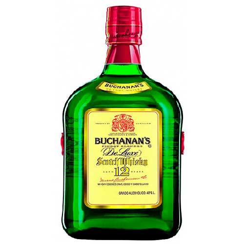 Imagen de Peluches, regalos y Whisky Buchanan's 12 años en floristerías a domicilio - Florilandia Express