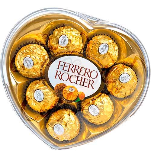 Imagen de peluches, regalos y Chocolates Ferrero Rocher a domicilio en Bogotá