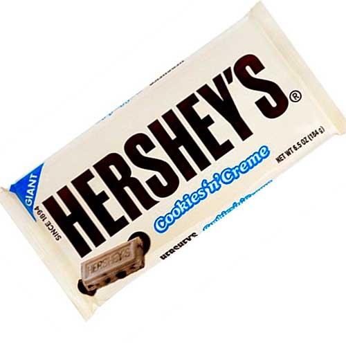 Imagen de peluches y regalos adicionales Chocolatina Hershey's - Floristería Florilandia Express