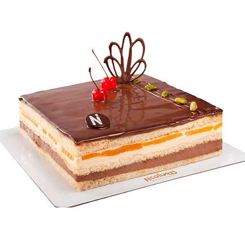 Imagen de Peluches, regalos Torta de Libra (25 Porciones) en floristerías a domicilio - Florilandia Express