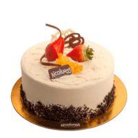 Imagen de Peluches, regalos Torta 1/4 de Libra (8 Porciones) en floristerías a domicilio - Florilandia Express