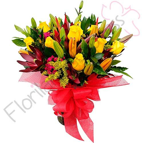 Imagen Flores de Colombia Lirium Florilandia Express Floristería
