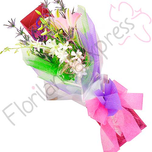 Imagen Bouquet a Domicilio Sevilla florilandia colombia
