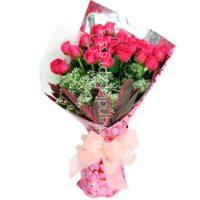 Imagen Ramo de rosas Alce a domicilio rosas budapest florilandia colombia