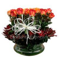 Imagen regalos de aniversario - Arreglo de Rosas de exportación Confetti - flores a domicilio florilandia express